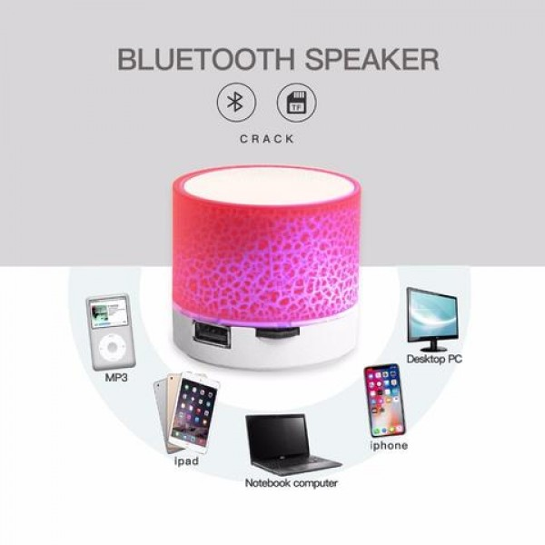 Sago A9 Bluetooth Speaker Mini Wireless Loudspeaker Crack